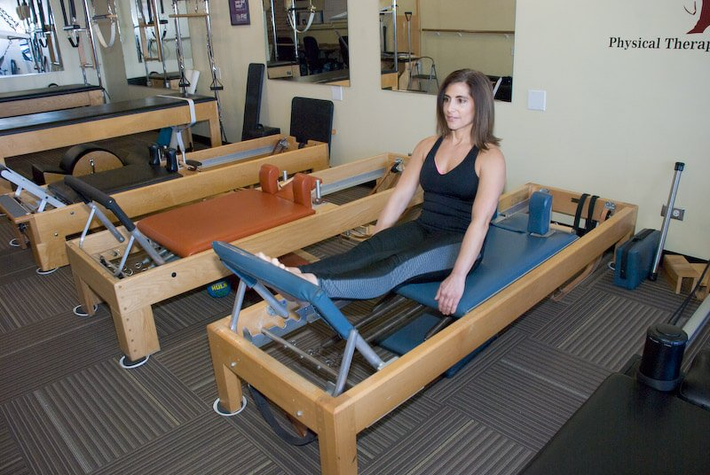Pilates Reformer Groups