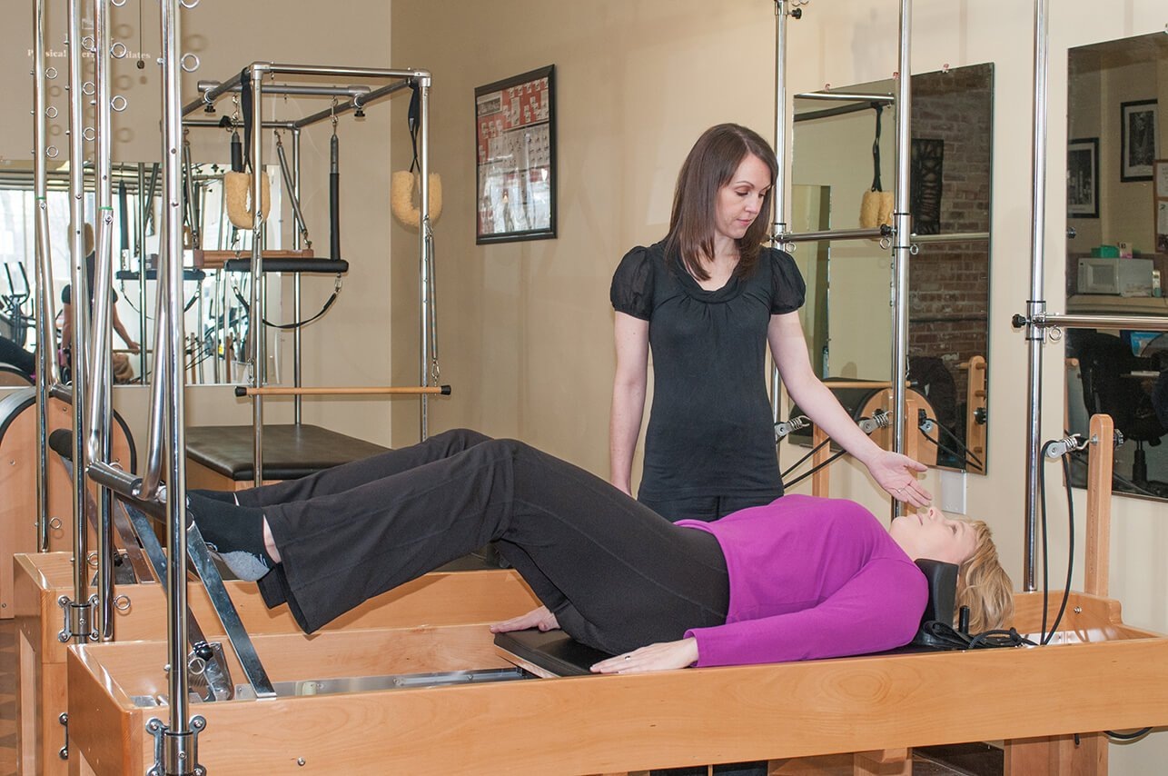 Physical Therapy with Pilates Integration