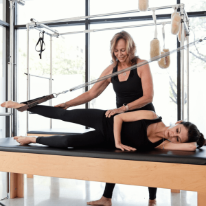 Pilates total knee replacement rehab