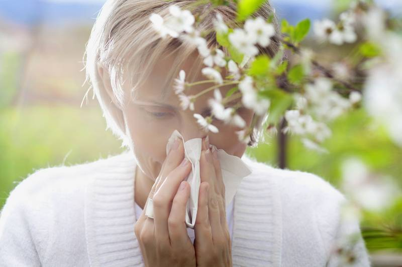 pilates helps allergies and illness